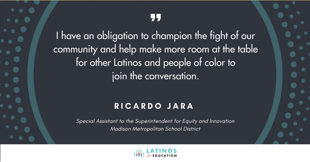 Ricardo Jara Quote - #HHM Blog Series 10.13.17