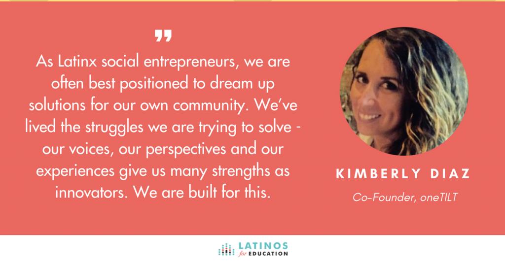 Kimberly Diaz Quote