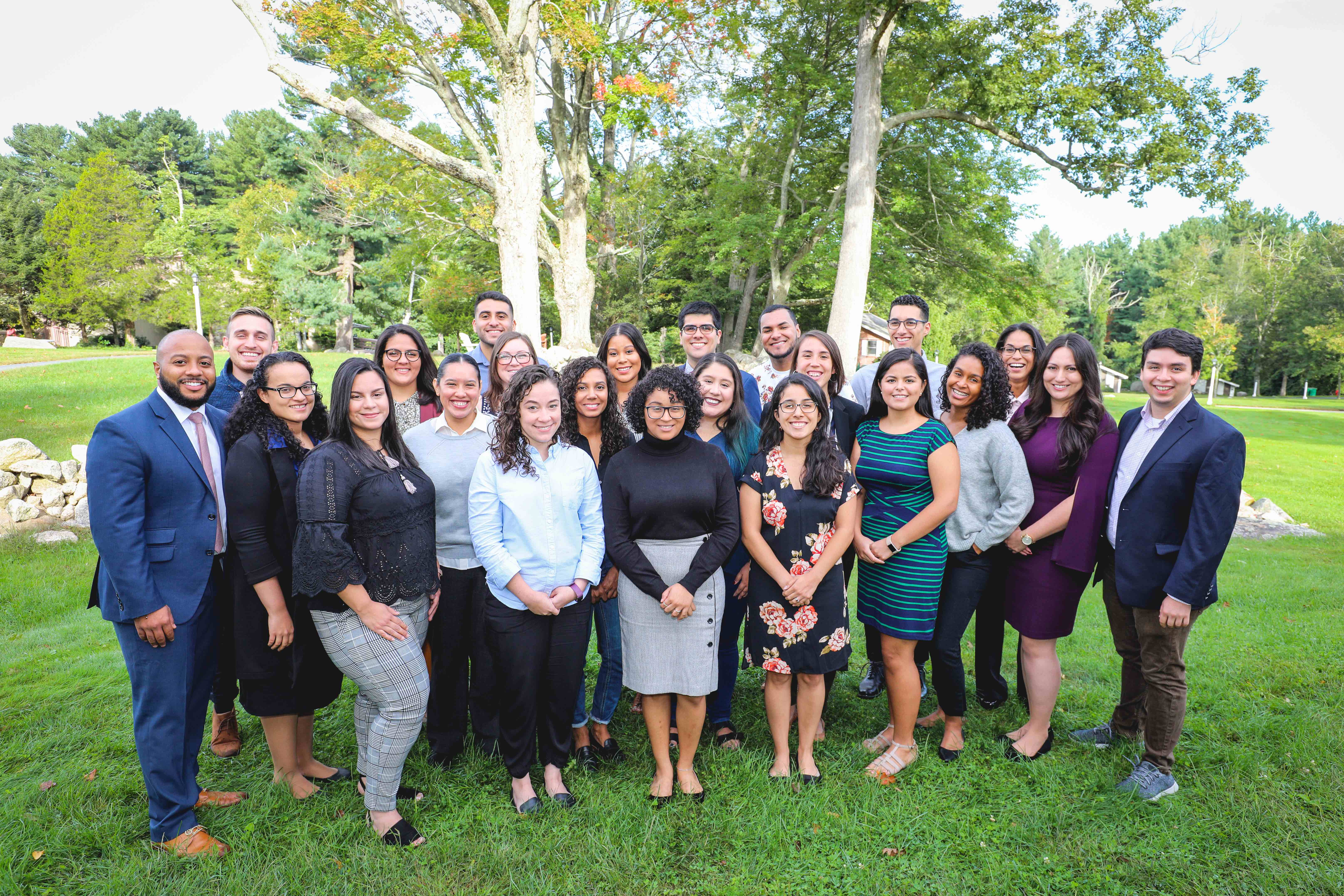 Aspiring Latino Leaders Fellows - Latinos for Education