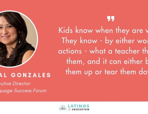 Shifting Mindsets for our Latino ELs
