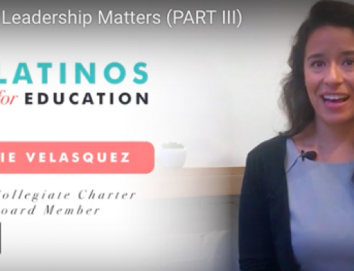 Projecting the Latino Voice from Classrooms to Boardrooms and Beyond