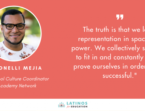 The Struggle of Representation: Reflecting on our Latinidad through the walls of acculturation and self-esteem