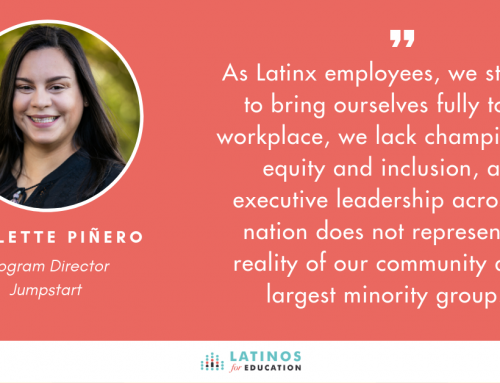 Measured by a Different Standard: A Latinx in the US