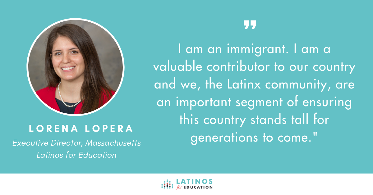 Lorena Lopera Blog Quote_Immigrant