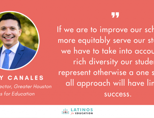 The Untapped Potential of Latino Students in Texas