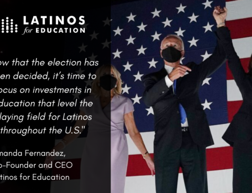 The Path Forward: Elevating Latino Education Under a Biden Administration