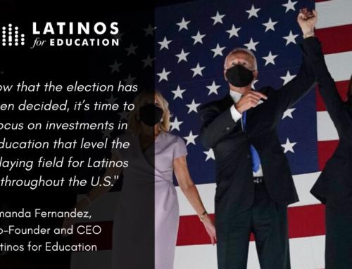 The Path Forward: Elevating Latino Education Under a Biden Administration