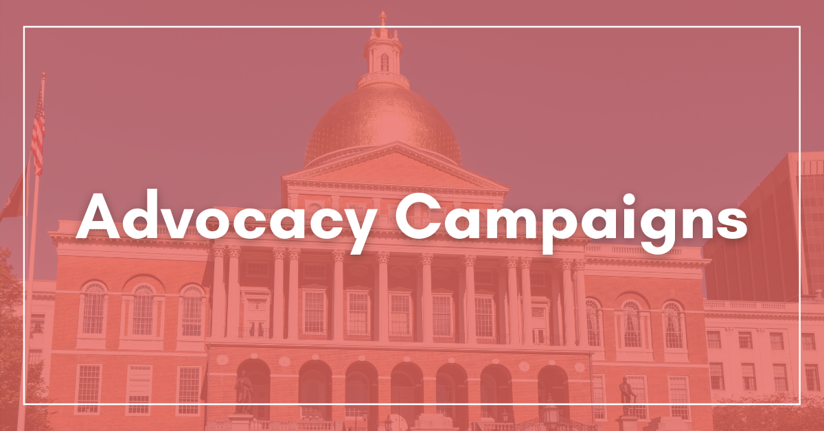 Advocacy Campaigns Media Page