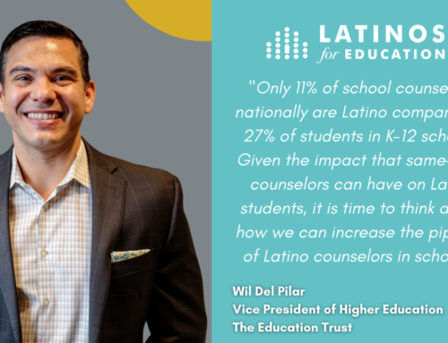 Counselors Matter: Why Latinx Counselors are Crucial to Student Attainment