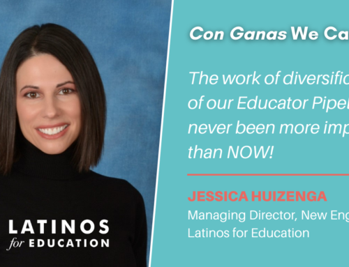 It's Time to think BIGGER to Create a More Equitable System for Latino Children