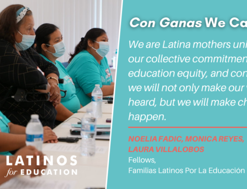 We are Houston Latina Mothers. Here's Our Vision for a Better HISD for All